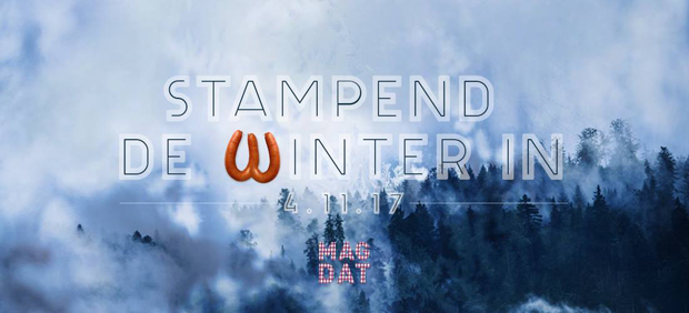MAGDAT?! // Stampend de winter in