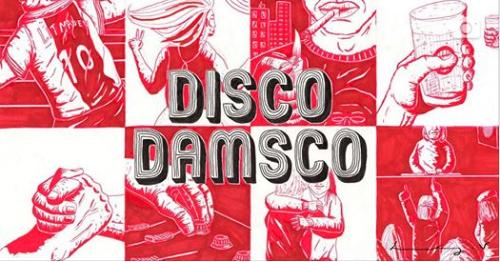 DISCO DAMSCO // 2Y W/ MASALO, IGGY P & MORE
