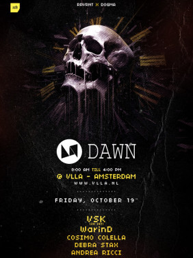 ADE // DAWN // AFTER PARTY