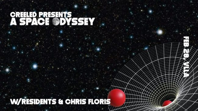 CREELED Presents: A Space Odyssey