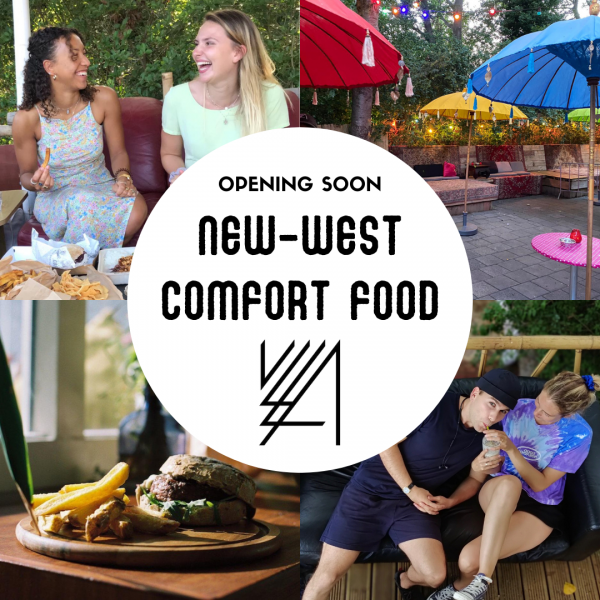 Opening New-West Comfort Food