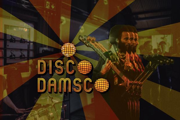 DISCO DAMSCO // De Movement with Lövestad