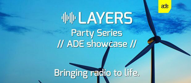 ADE // LAYERS // Party Series, ADE Showcase