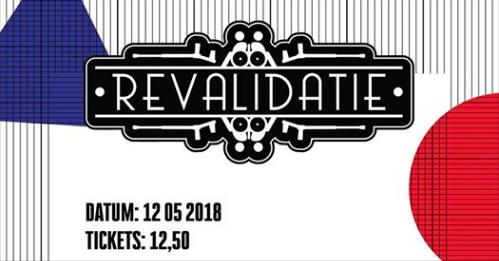 REVALIDATIE 2018 // 10th ANNIVERSARY